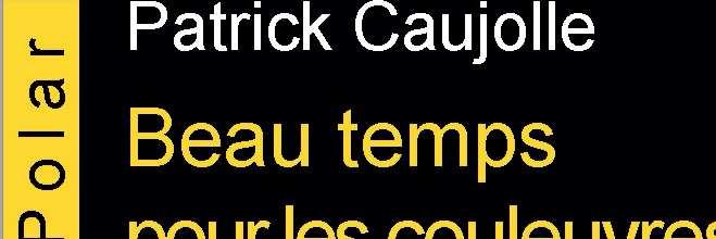 Les Editions du Caïman : une maison d'édition dans la tourmente