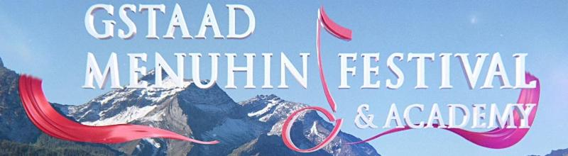 Gstaad Menuhin Festival & Academy : quand le classique se met au vert