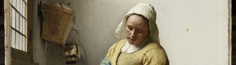 Musée du Louvre : Johannes Vermeer, génie solitaire de son temps