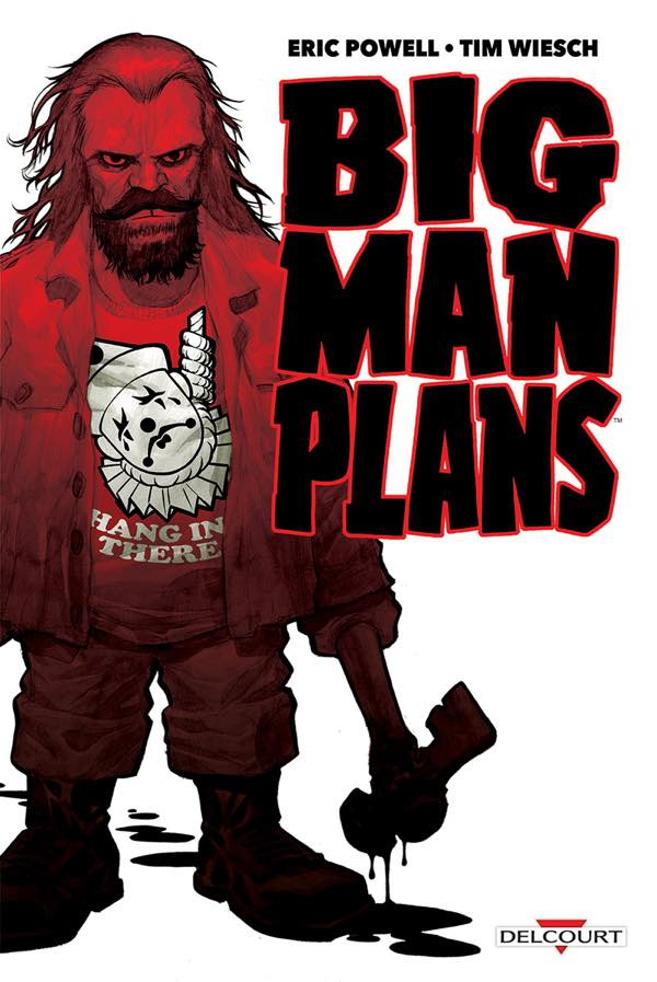 big man plans - Eric Powell