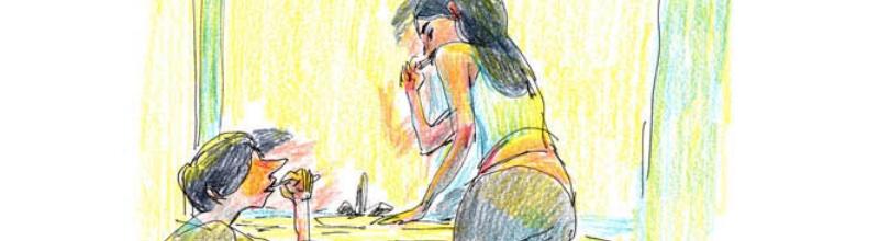 La boucherie : vie de couple, mode d'emploi