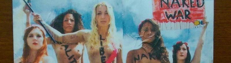 Femen : Rébellion & révélations rageuses