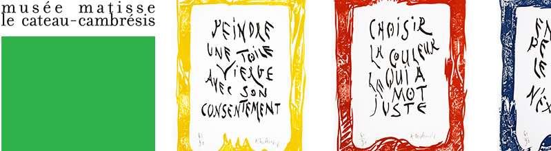"""Pierre Alechinsky : un catalogue """"à remarques marginales"""""""