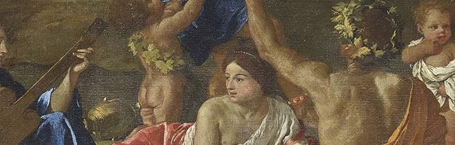 Le Louvre : Nicolas Poussin, un peintre poète