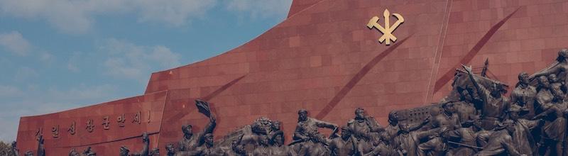 Corée du Nord : immersion au coeur du totalitarisme d'Etat