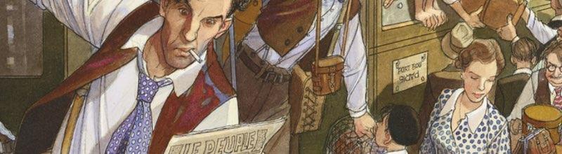 Galerie Daniel Maghen : des enchères records sur la BD chez Christie's