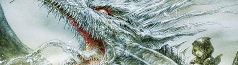 Dragon de glace : Game of Thrones version jeunesse