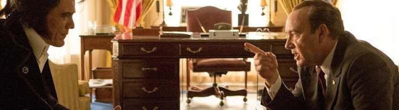 Elvis & Nixon : Quand Elvis Presley voulait devenir agent fédéral