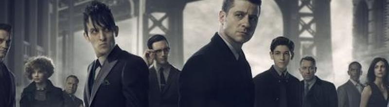 Gotham Saison 2 : La cité des ténèbres et de la corruption