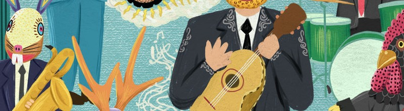 Orkesta Mendoza : l'Arizona psychédélique et électronique
