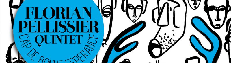 Florian Pellissier :  Cap vers le son Blue Note