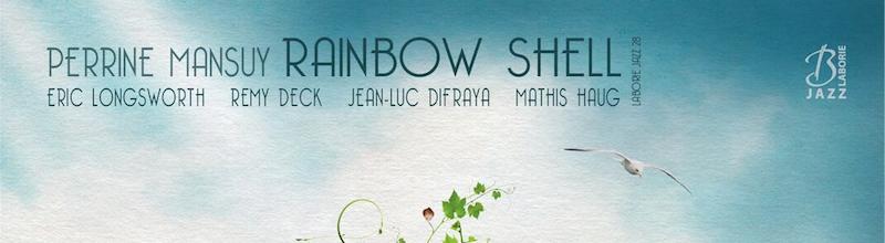 Perrine Mansuy : la belle teneur de Rainbow Shell