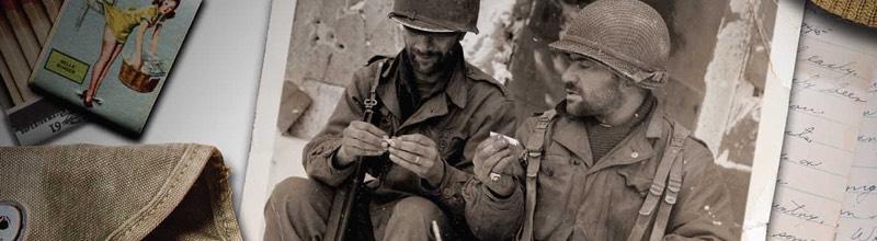 La bataille des Ardennes : l'album au coeur des GI