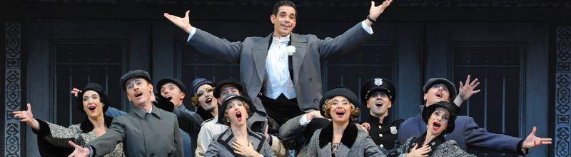 Singin'in The Rain : le retour de la célèbre comédie musicale au Grand Palais